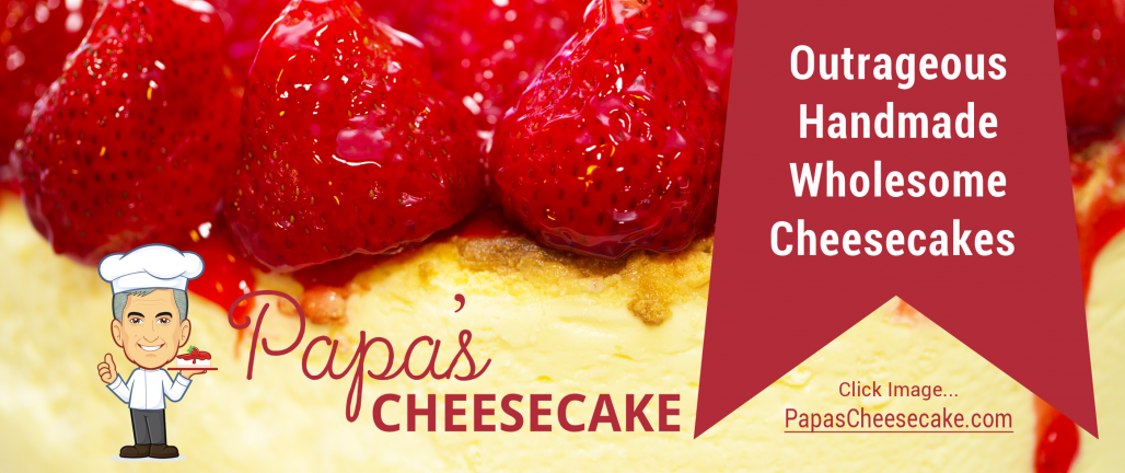Papas Cheesecake