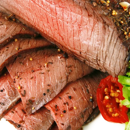 Sliced London Broil