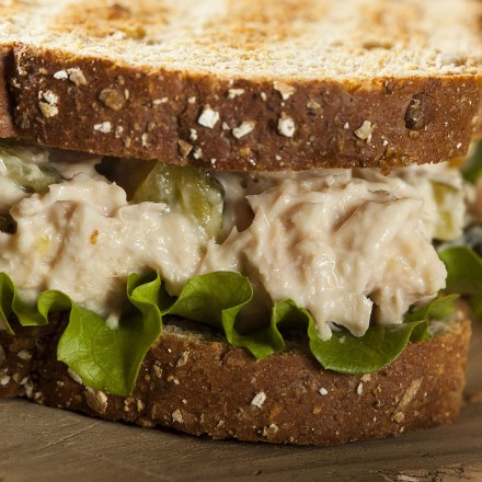 All White Tuna Salad