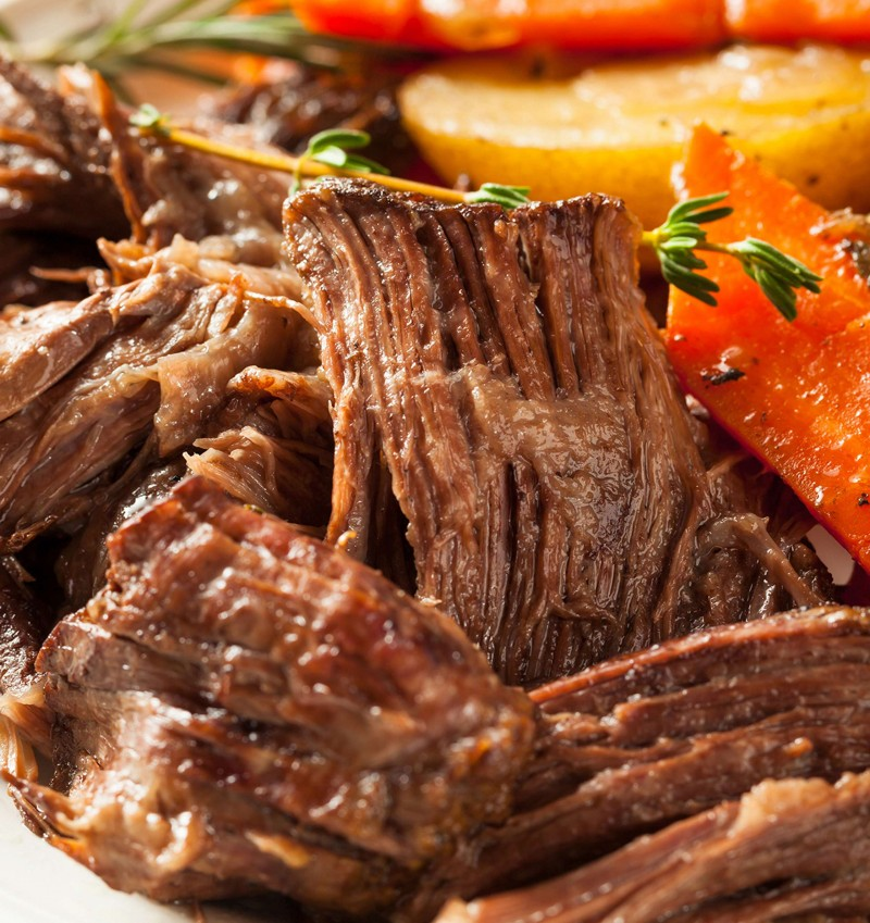 Homemade Yankee Pot Roast